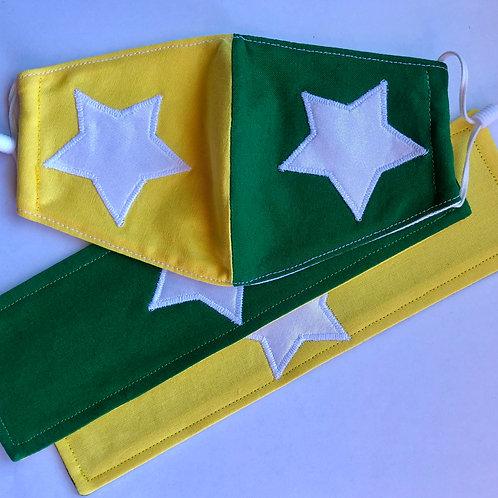 Starburst-green set