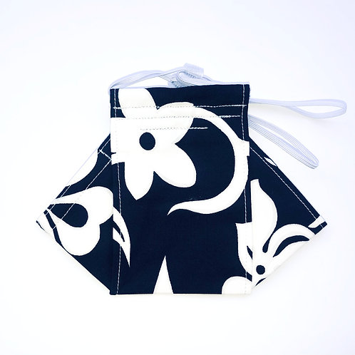 Tropical- black Origami