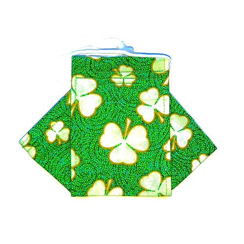 Luck of the Irish Origami