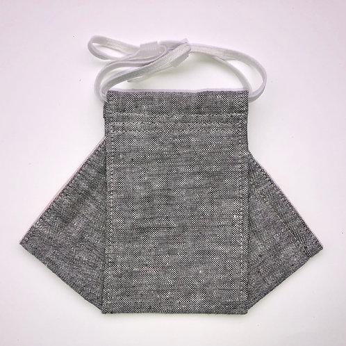 Grey Flax Origami