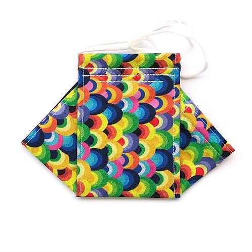 Taste the Rainbow Origami