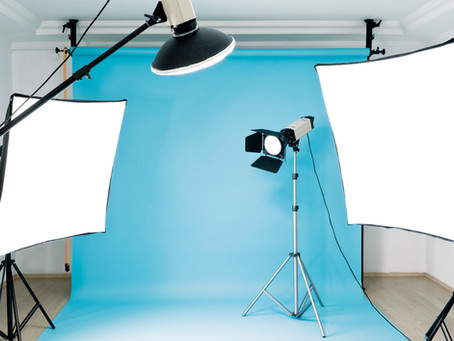 Julius Studio Photo Video Studio 10 ft. Wide Cross Bar 7.3 ft. Tall Backdrop Stand