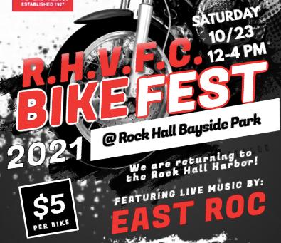 RHVFC Fall Bike Fest
