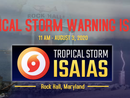 Tropical Storm Warning Issued