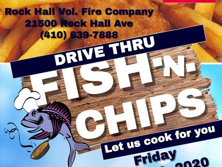 Fish-N-Chips Drive Thru