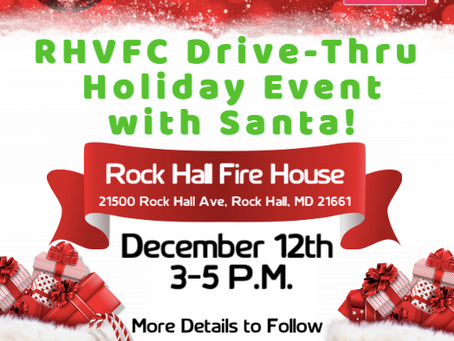 Holiday Drive-Thru Event with Santa!