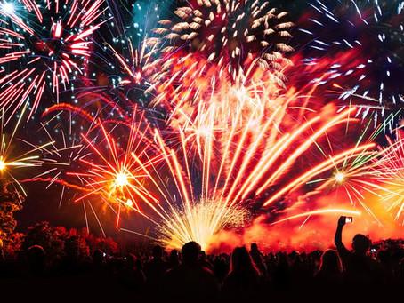 Rock Hall Fireworks