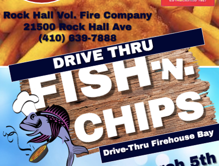 Drive-Thru Fish & Chips