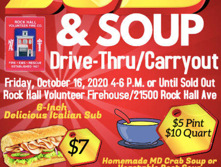 Soup and Sub Carry-Out/Drive-Thru