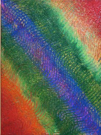 Rainbow Sparkle Twin 1 by Snehita