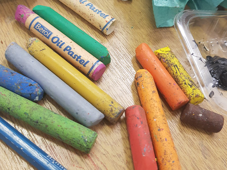 Sharing the love - Colouring and activity freebies for self-isolation