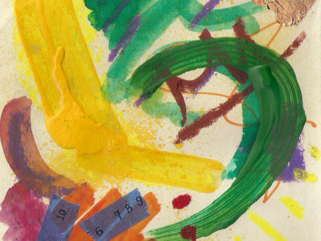 Using Art to Reflect - Your invitation