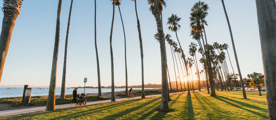 Visiting Santa Barbara? Follow This local-approved Weekend Itinerary that Hits ALL the Marks!