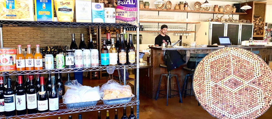 If you are making your own bread, visit Barbareño's Bodega