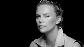 Charlize, Theron, screen, test, new, york, times, black, white, lighting, photography, dp, cinematography, cinematographer