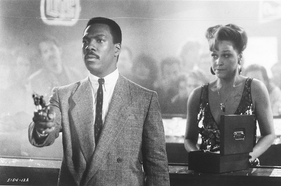 Another 48 HRS with Eddie Murphy