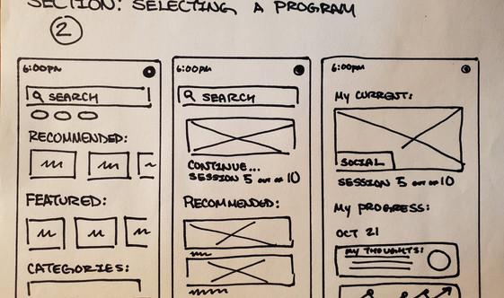 Selecting a Program