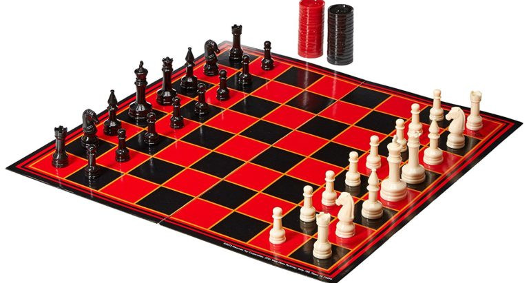 Chess, Checkers and Social Media