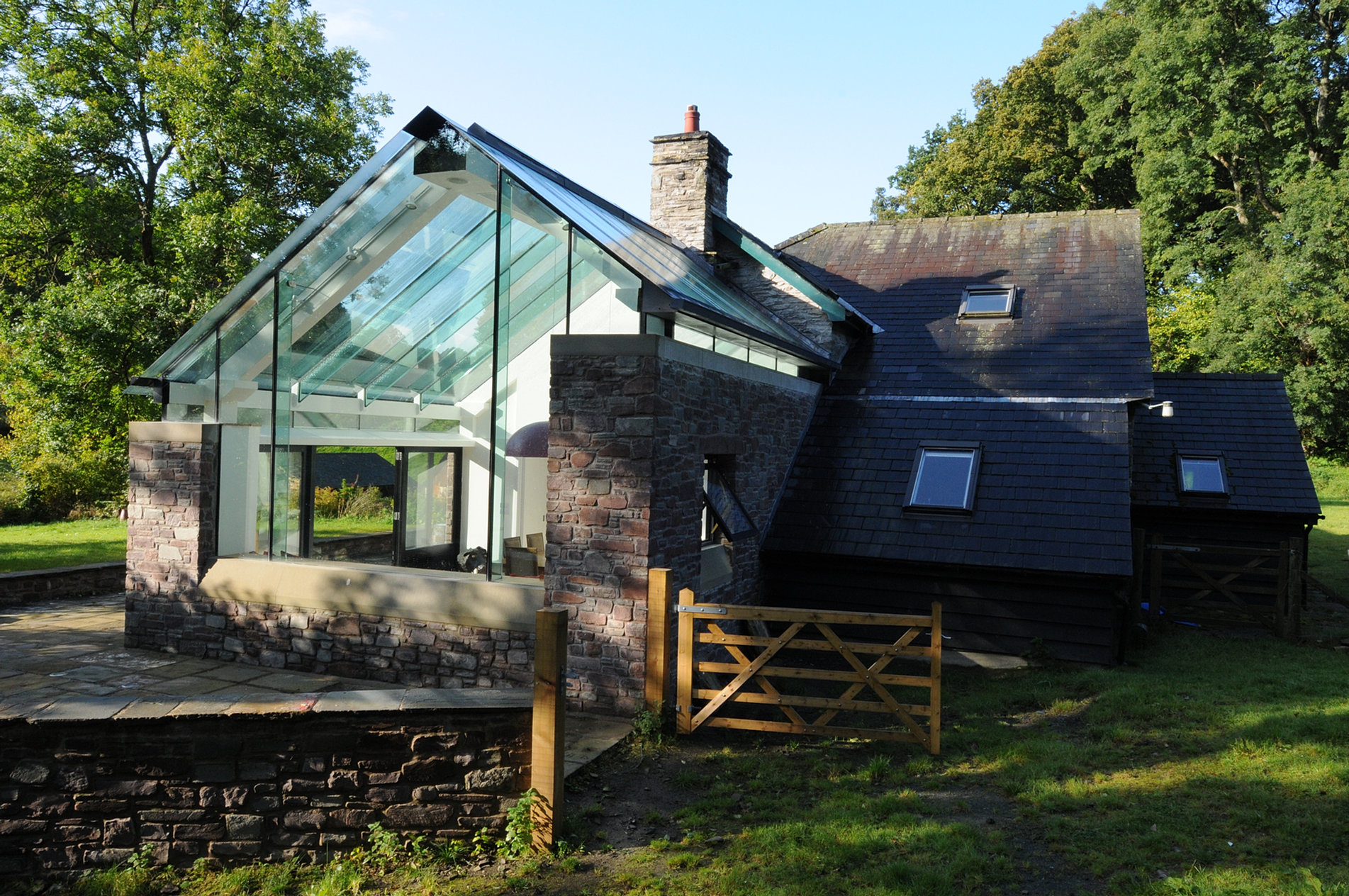 Conservatory Floor Plans Trombe The Architecture Of Glass