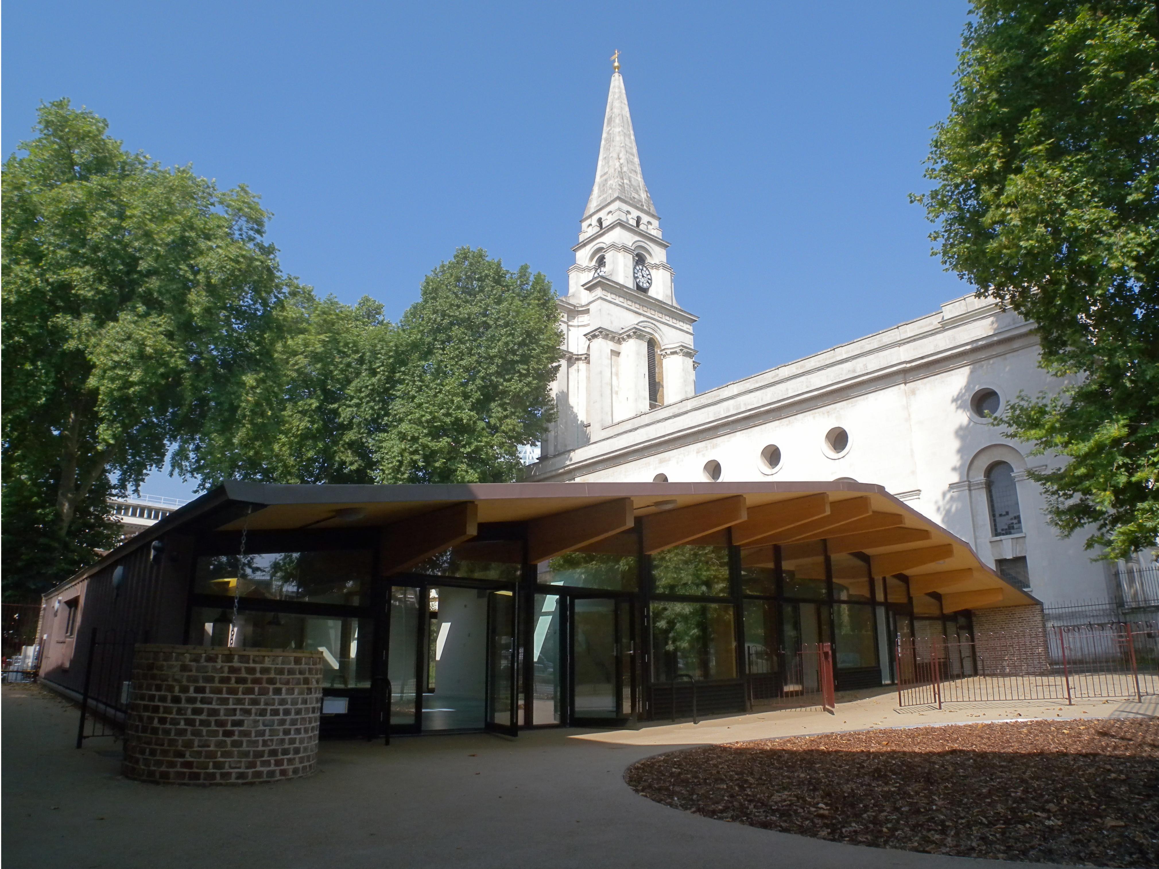 Christ Church Spitalfields New Nursery and Community Building_01.jpg