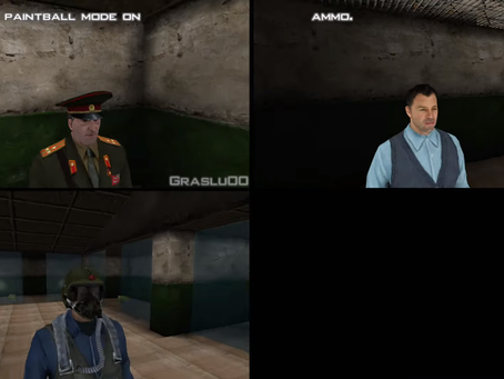 More multiplayer footage for 'GoldenEye 007' for XBLA