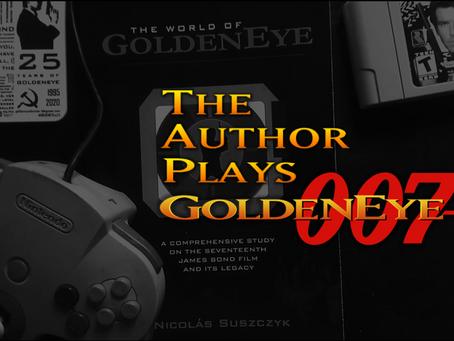 The Author Plays GoldenEye 007 - Episode 5