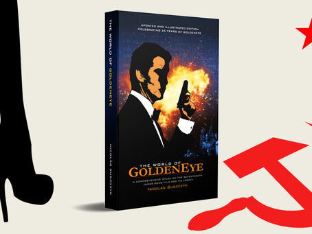 'The World of GoldenEye' - Updated Edition out now!