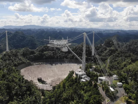 Arecibo Observatory, iconic 'GoldenEye' location, to be demolished facing collapse