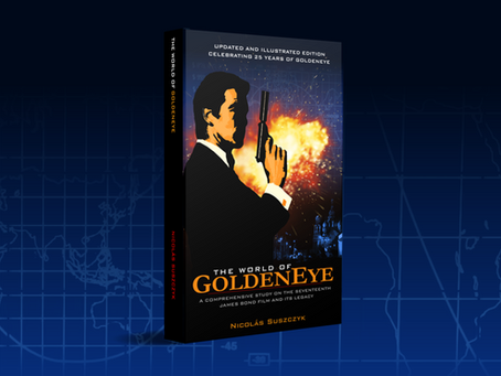 EXCLUSIVE: 'The World of GoldenEye' gets updated and illustrated edition