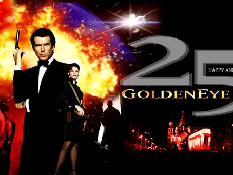 Happy 25th GoldenEye!