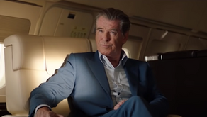 Trailer for Pierce Brosnan's new film 'The Misfits', coming June 11