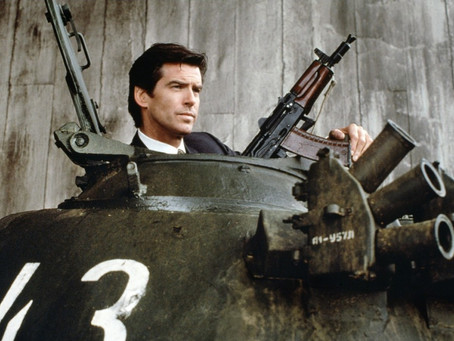 John Altman releases the original 'GoldenEye' Tank Chase track
