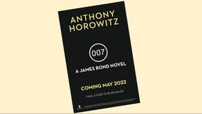 The literary Bond returns in 2022
