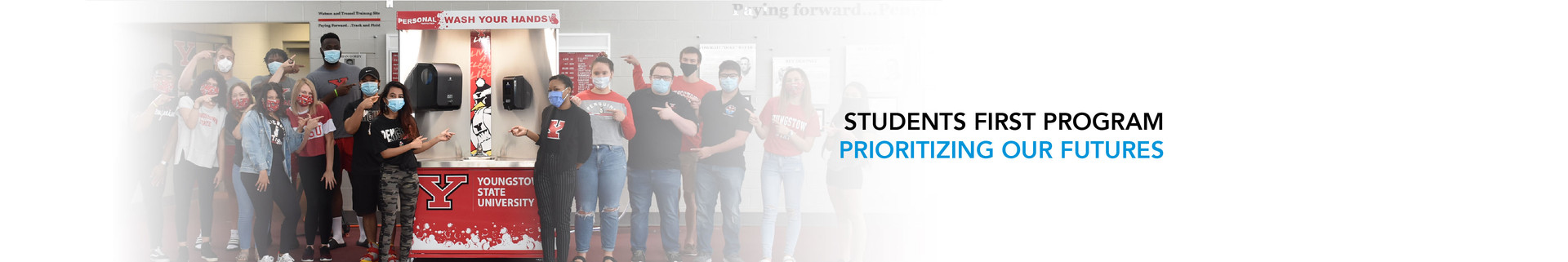 Students First Program