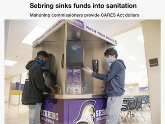 Sebring Sinks Funds Into Sanitation
