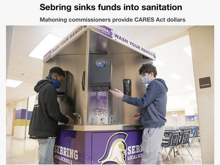 Sebring Sinks Funds Into Sanitation