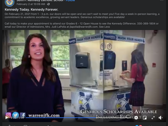 Warren JFK Schools Share How They Are Moving Forward