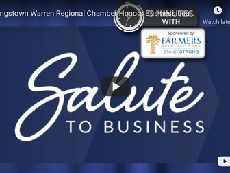 Chamber Announces 2021 Salute to Business Award Recipients