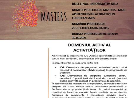 MASTERS -Newsletter 2
