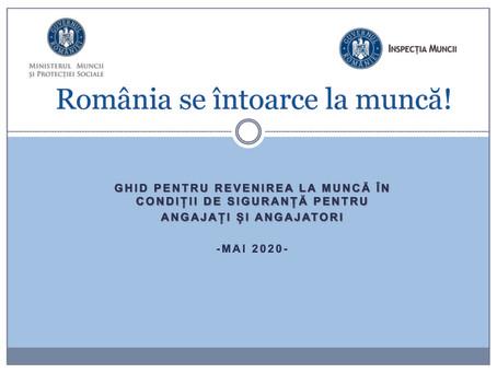 România se întoarce la muncă!