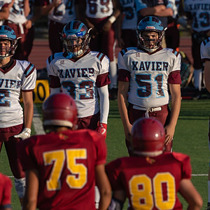 Xavier JV Football