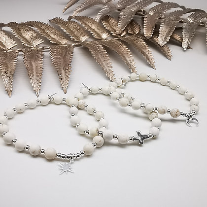 Bracelet  Magnesite