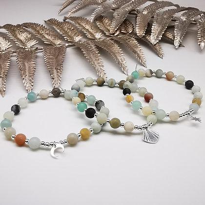 Bracelet Amazonite