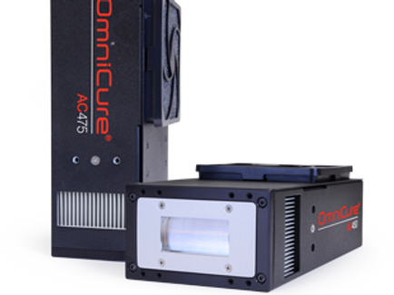 AC450 & AC475 UV LED Small Area Curing Systems