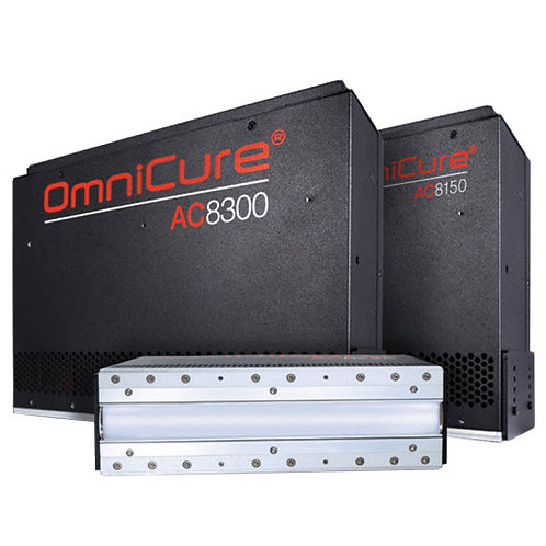 AC8150, AC8225 & AC8300 UV LED Large Area Curing Systems