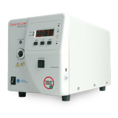 OmniCure 200 Watts Spot UV Curing with CLF System - S2000