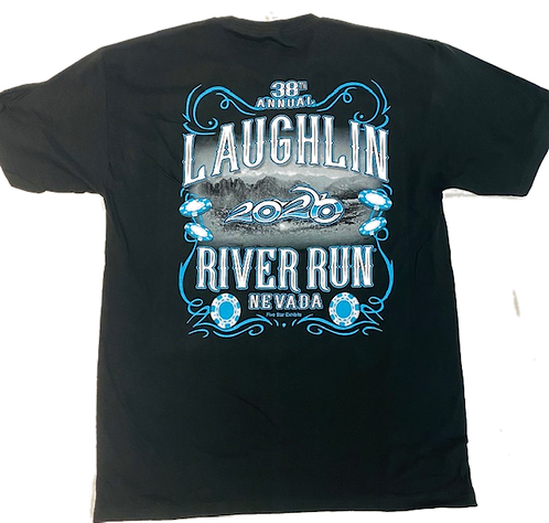 Laughlin River Run 2020 T-shirt
