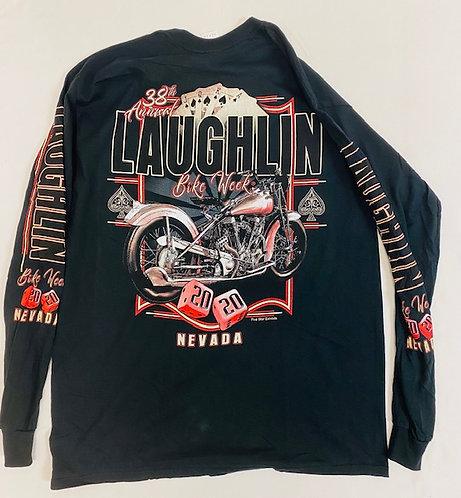 Lauglin River Run 2020- Long Sleeve