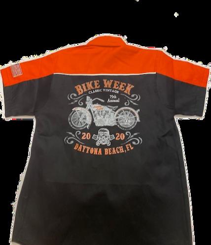 Daytona Beach 2020 - Work Shirt