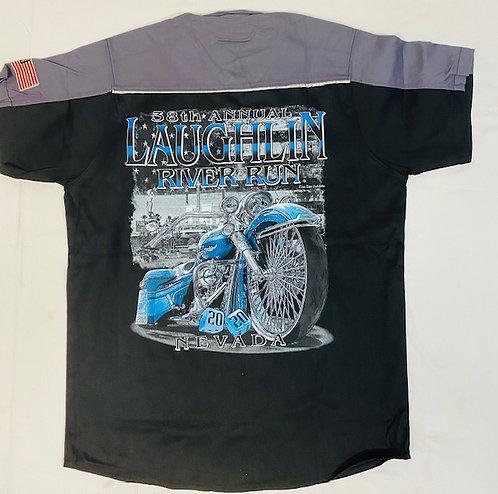 Laughlin River Run 2020 -Work Shirt